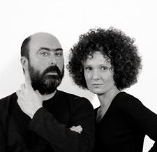 Bettonica e Leone - i genitori di CINI&NILS formaLa
