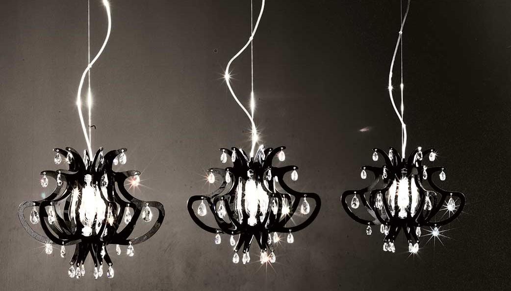 Lampadario Fiorella Slamp : Slamp lampade foto design mag