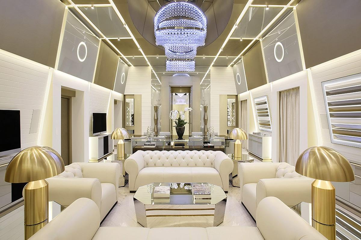 Katara suite illuminazione