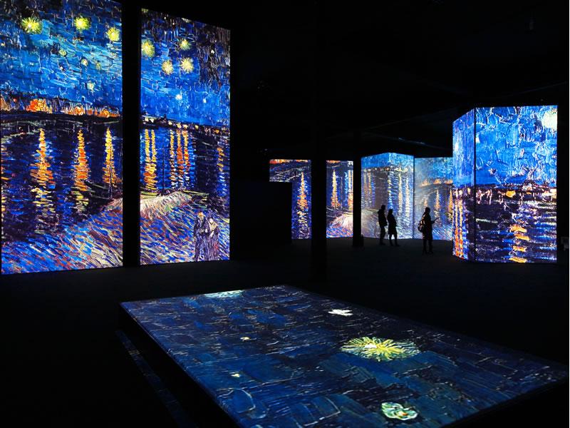 Mostra Torino Van Gogh Alive